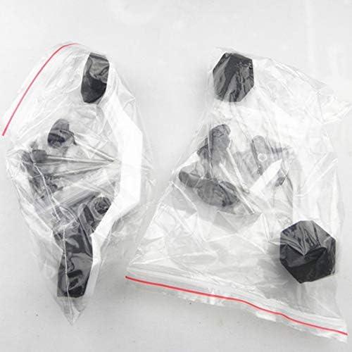 Kongqiabona /Épaissi Professionnel Kit De R/éparation De Voiture Enl/èvement Outil De R/éparation De D/ébosselage sans Peinture Redressant Les Dents Cross Puller Set