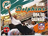 1994-95 Miami Dolphins Calendar - DON SHULA Cover