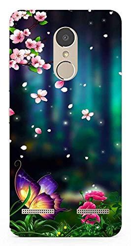 Butterfly Back Cover for Lenovo K6 Power