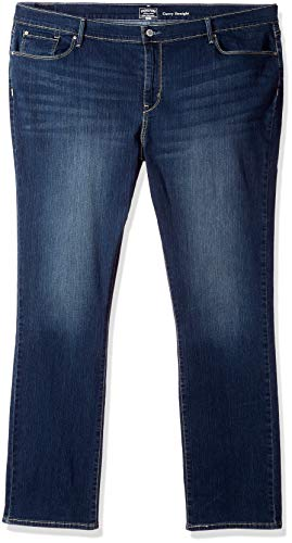 Signature by Levi Strauss & Co. Gold Label Women's Curvy Straight Jean