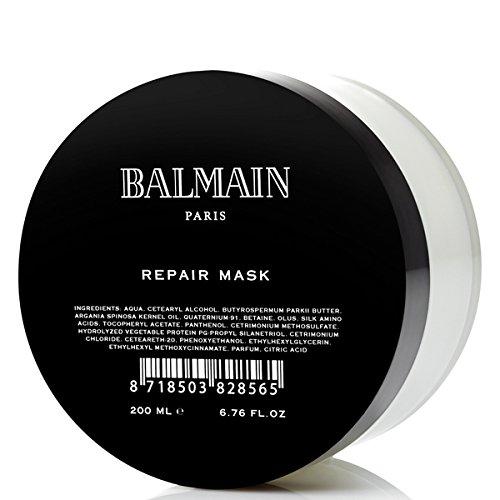 Balmain Hair Moisturising Repair Mask (200ml) Balmain Paris Hair Couture