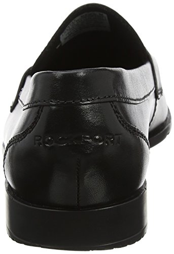 Rockport Classic Loafer Penny Black Ii Mocassini Uomo Nero black