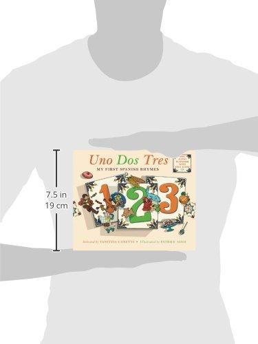 Uno Dos Tres (Frances Lincoln Children's Books Dual Language Books) by Lincoln Children's Books