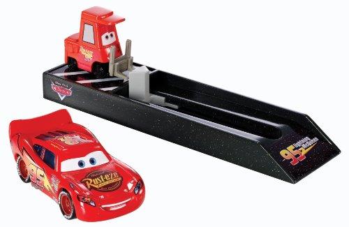 Disney Cars Pit Crew Launchers, Lightning McQueen