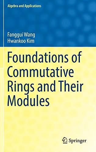 rings and modules - 9