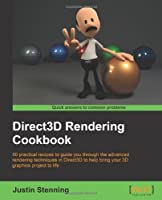 Direct3D Rendering Cookbook Front Cover