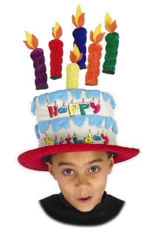 Elope Inc. Kid's Cake with Velcro
