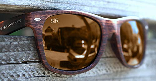 0a826d4f105 Shady Rays Classic Series Polarized Sunglasses Amber Woods available ...