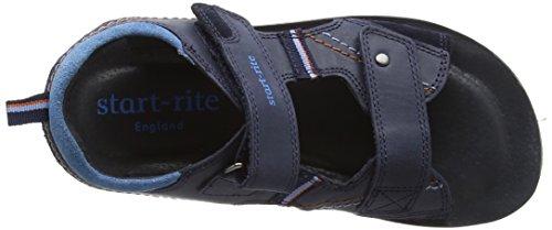 Rite Unique Cheville Super Sandales Caleb Garçon Taille Bride Soft Navy Bleu 9 Start zUdZxqz