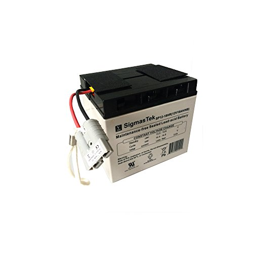APC RBC7 Replacement Battery Cartridge by SigmasTek by SigmasTek