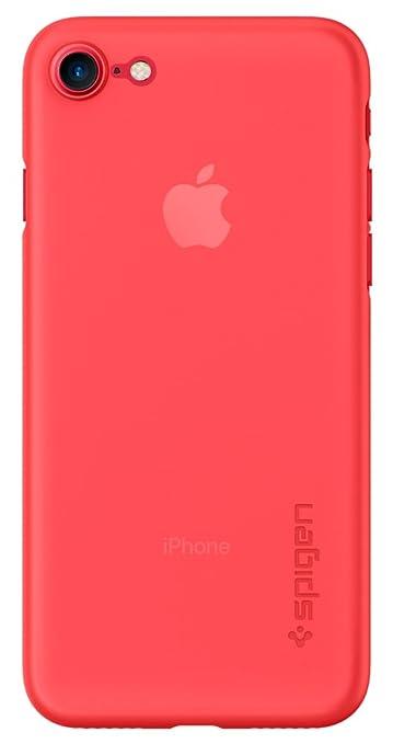 241 opinioni per Cover iPhone 7, SPIGEN® Custodia [Air Skin] materiale leggero semi-trasparente