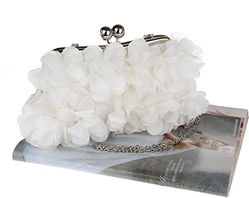 White Polyester Womens Sxon Small Handbag qwp0gXx1