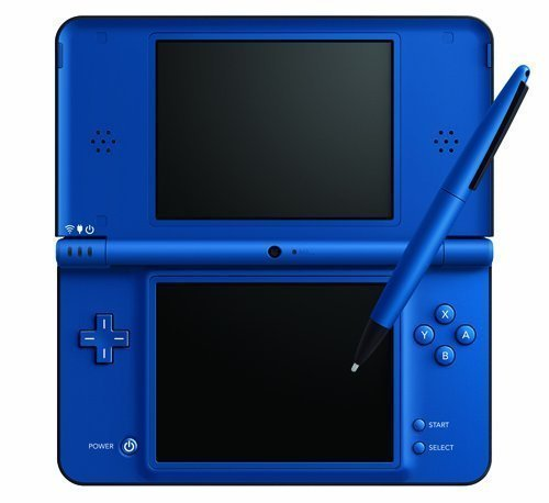 Nintendo DSi XL Midnight Blue Factory Recertified by Nintendo