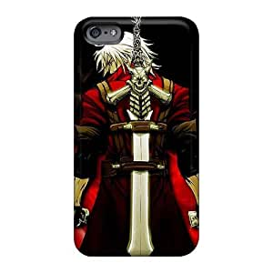 Durable Hard Phone Cover For Iphone 6 With Provide Private Custom High Resolution Guns N Roses Series IanJoeyPatricia