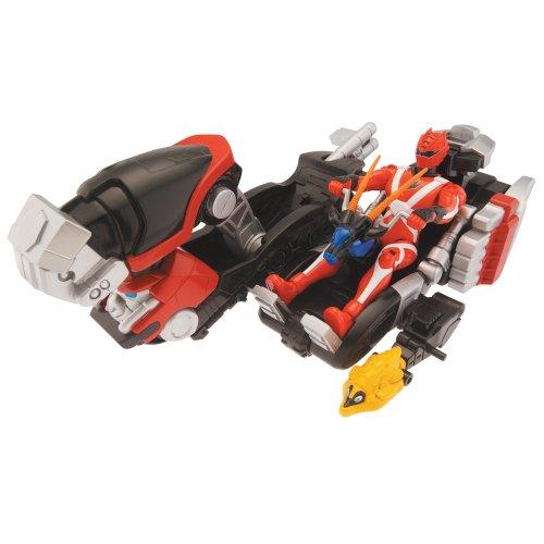 Power Ranger Jungle Fury Animal Vehicles with Figure
