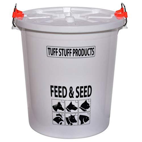 Tuff Stuff Products HD Feed/Seed Storage 7 Gallon 7GALLON