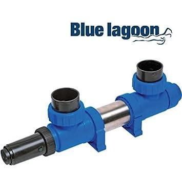 Blue Lagoon TA434 - Calentador de Profi 3 kw 2.580 kcal/h