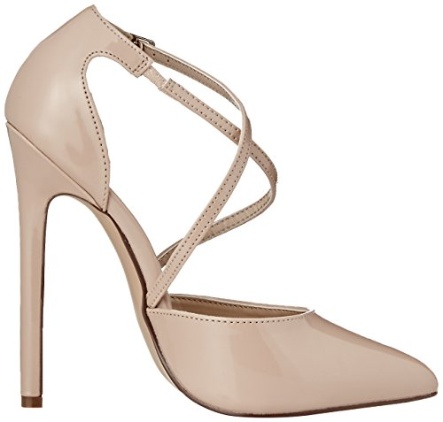 Pleaser SEXY-26 Nude Pat Size UK 6 EU 39