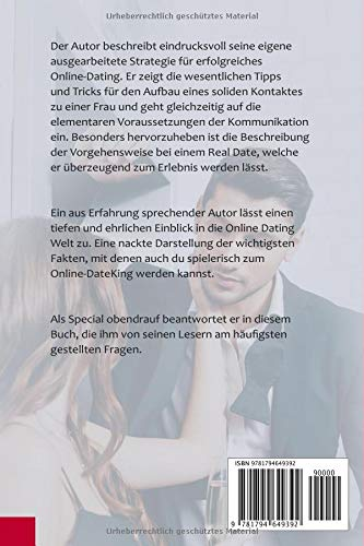 Online-Dating-Profil Strategien