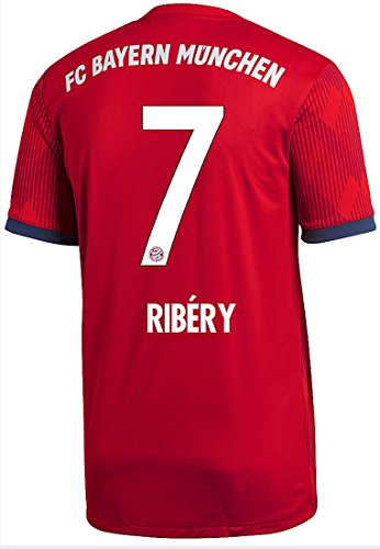 Courtes Jersey Fcb Jsy Ribery manches H Adidas Homme wX4Hzqz