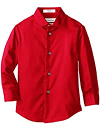 Amazon.com: Reds - Button-Down & Dress Shirts / Clothing: Clothing ...
