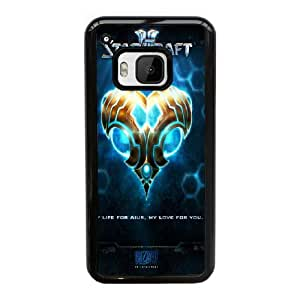 HTC One M9 Phone Case Printed With Starcraft 2 Protoss Images