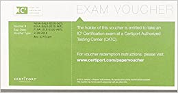 IC3 Exam Voucher With Retake