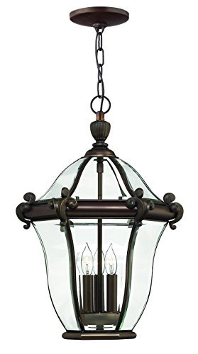 Hinkley 2442CB Outdoor San Clemente Light by Hinkley