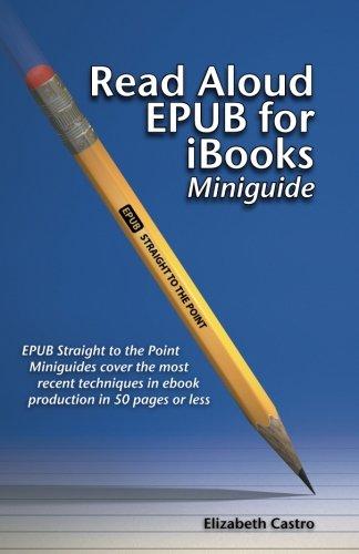 Read Aloud EPUB for iBooks