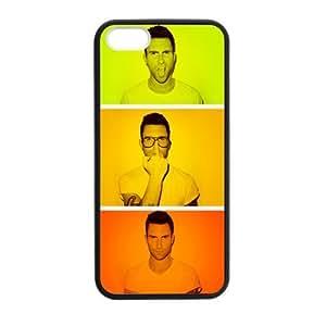 Wishing iPhone 5,5S Case Band Maroon 5 Adam Levine Design iPhone 5,5S TPU (Laser Technology)