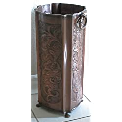 Copper Umbrella Stand Rh255cpr
