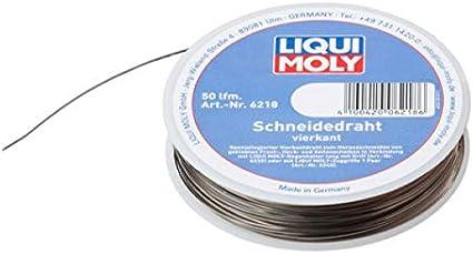 Liqui Moly 6218 Schneidedraht Vierkant 1 Stück Auto