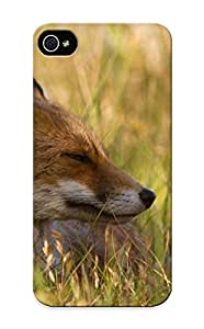 New VenusLove Super Strong Animal Fox Tpu Case Cover Series For Iphone 5/5s