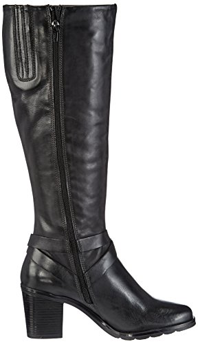 black 25617 Femme 001 Tamaris Bottes Noir qIdfP6Fw