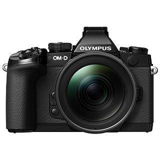 Olympus E-M1 Mirrorless Digital Camera with 12-40mm f2.8 Lens