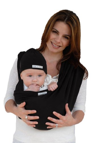 New Baby K'tan Original Baby Carrier, Black, X-Small
