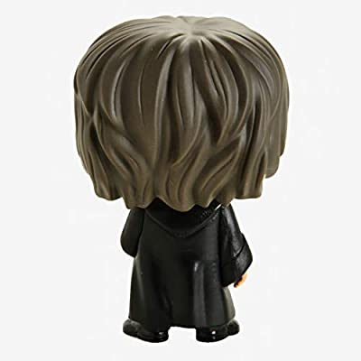 Funko Pop! Movies: Harry Potter - Harry Potter (Yule): Toys & Games