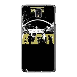 Samsung Galaxy Note3 Ptn15157xROK Customized Realistic Red Hot Chili Peppers Series Shock Absorbent Hard Phone Cover -LauraAdamicska