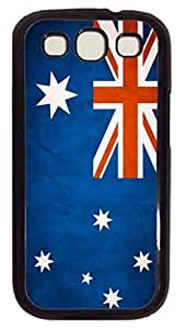 Australia Protective Hard PC Snap On Case for Samsung Galaxy S3 I9300 -1122079