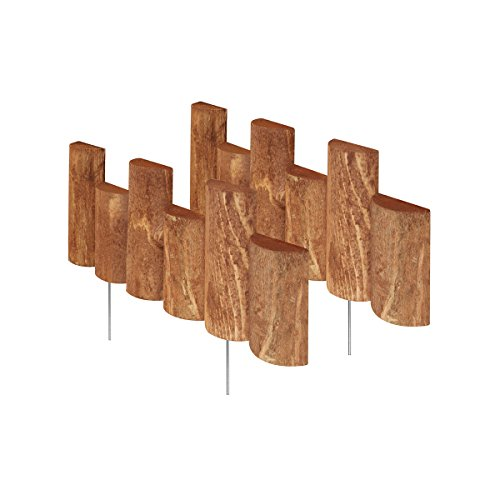 Log Fence - 1