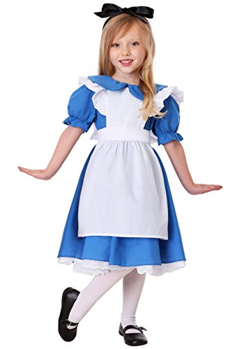 Little Girls' Deluxe Toddler Alice Costume -