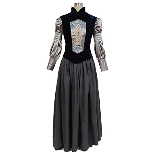 [CosplayDiy Women's Dress Costume for Star Wars Padme Amidala L] (Padme Amidala Halloween Costumes)