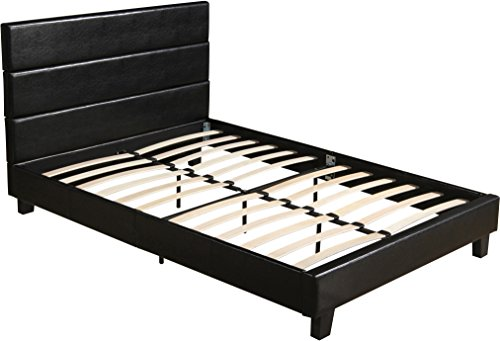 Camden Isle York Bed, Full, Black