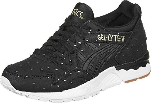 Asics Gel-Lyte V, WoMen Runnning/Training Shoes Black/black