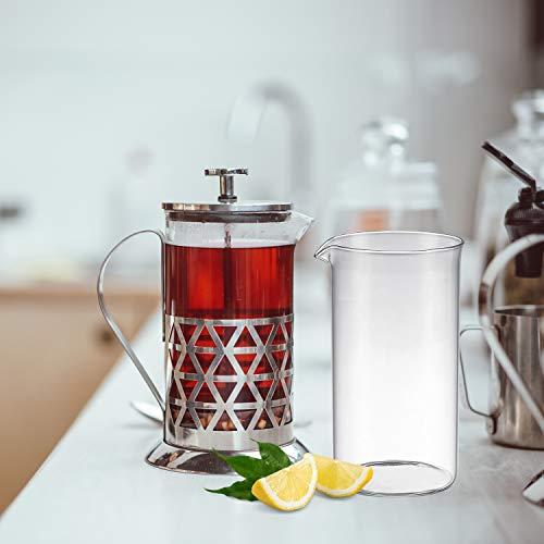 Bruntmor Universal  beaker Spare Heat  Shock resistant Borosilicate Glass Caraf