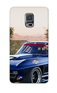 AHHYk0QhuOp Crazylove Awesome Case Cover Compatible With Galaxy S5 - 1967 Chevrolet Corvee Stingray L88 427 Transam Race Car C2 Supercar Race Racing Muscle Hot Rod