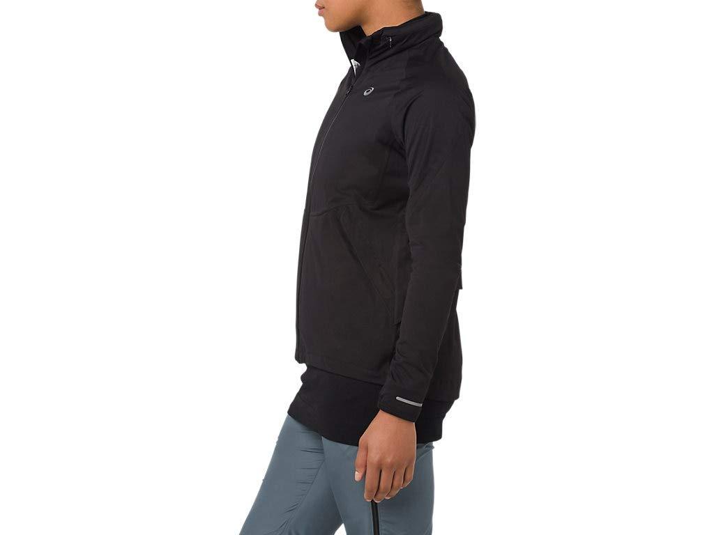 ASICS 2012A018 Women's System Jacket, Performance Black, Large by ASICS (Image #3)