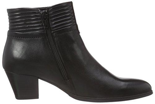 Gabor Gabor Basic - botas de cuero mujer negro - Schwarz (schwarz (Micro) 47)