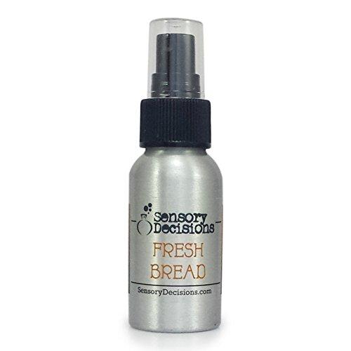 Bread Smell - Bread Fragrance Fragrance Room Spray, by Sensory Decisions (Fresh Baked Bread)