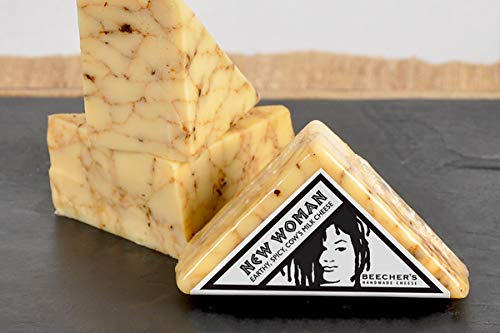 Beecher's Handmade Cheese - New Woman - Authentic, All-Natural and Additive Free (10-pack, 7 oz each)